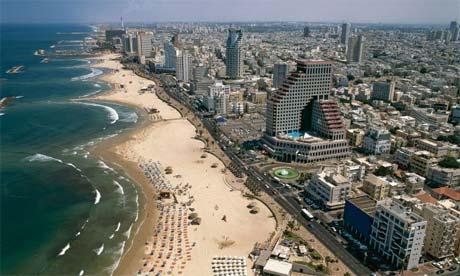 Tel-aviv-beach